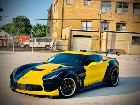 2014 Chevrolet Corvette for sale at ARCH AUTO SALES in Saint Louis MO