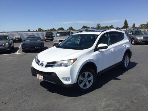 2014 Toyota RAV4 for sale at My Three Sons Auto Sales in Sacramento CA
