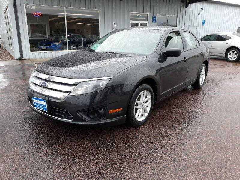 2011 Ford Fusion for sale at Dakota Cars and Credit LLC in Sioux Falls SD