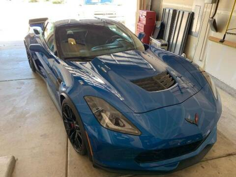 2016 Chevrolet Corvette for sale at Classic Car Deals in Cadillac MI