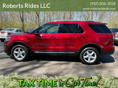 2016 Ford Explorer for sale at Roberts Rides LLC in Franklin OH