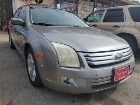 2008 Ford Fusion for sale at USA Auto Brokers in Houston TX