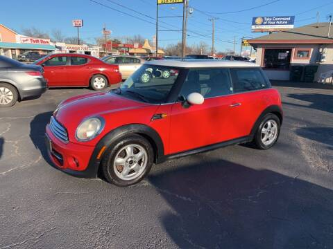 2011 MINI Cooper for sale at Elliott Autos in Killeen TX