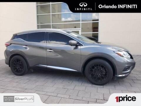 2015 Nissan Murano for sale at Orlando Infiniti in Orlando FL
