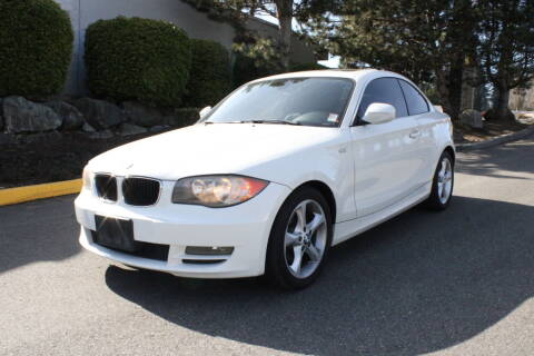 2011 BMW 1 Series for sale at SS MOTORS LLC in Edmonds WA