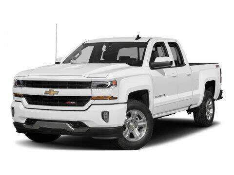 2016 Chevrolet Silverado 1500 for sale at Hawk Ford of St. Charles in Saint Charles IL
