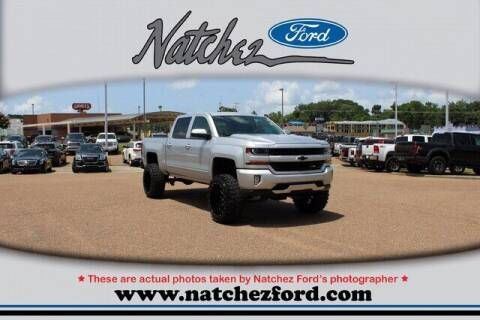 2018 Chevrolet Silverado 1500 for sale at Auto Group South - Natchez Ford Lincoln in Natchez MS