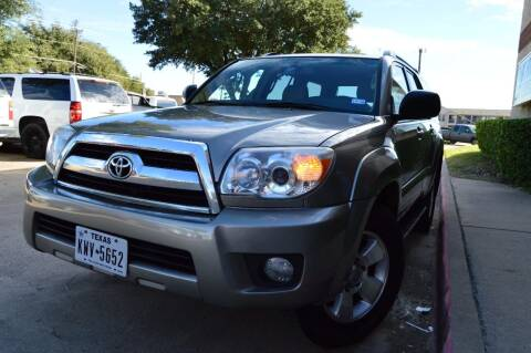 2007 Toyota 4Runner for sale at E-Auto Groups in Dallas TX