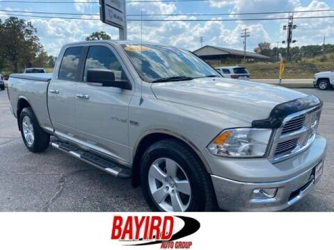 2010 Dodge Ram Pickup 1500 for sale at Bayird Truck Center in Paragould AR