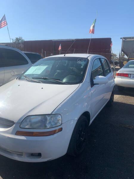 2008 Chevrolet Aveo for sale at Premier Auto Sales in Modesto CA