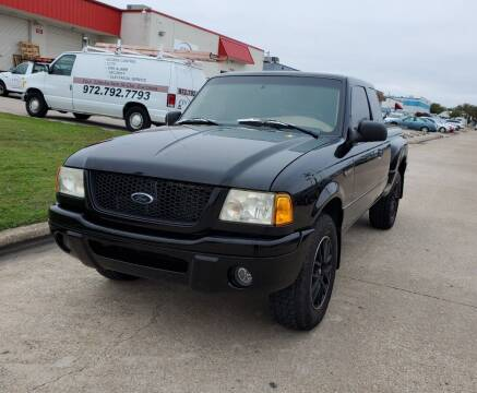 2003 Ford Ranger for sale at Image Auto Sales in Dallas TX
