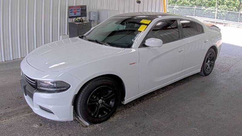 2015 Dodge Charger for sale at HERMANOS SANCHEZ AUTO SALES LLC in Dallas TX
