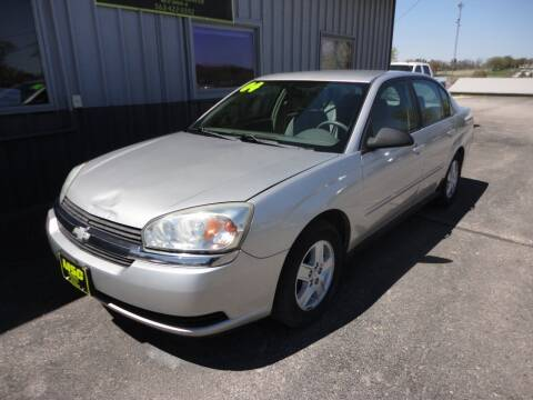 2004 Chevrolet Malibu for sale at Moss Service Center-MSC Auto Outlet in West Union IA