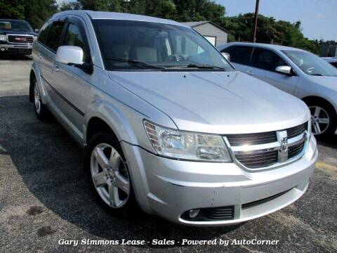 2009 Dodge Journey for sale at Gary Simmons Lease - Sales in Mckenzie TN