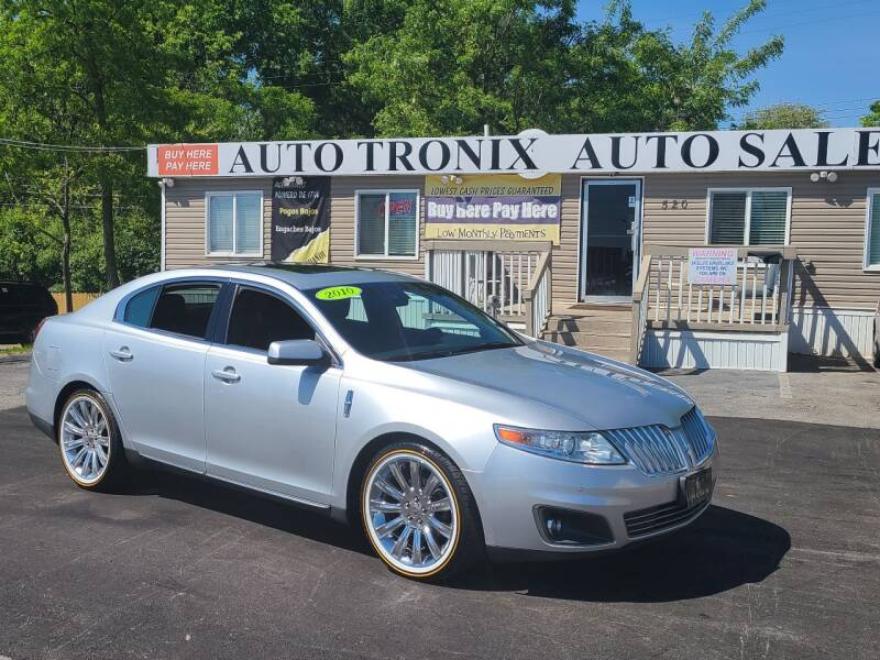 2010 Lincoln MKS for sale in Lexington, KY