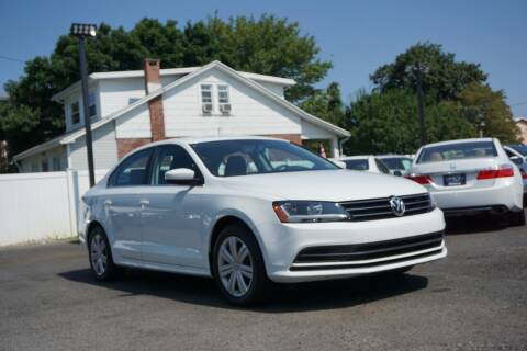 2017 Volkswagen Jetta for sale at HD Auto Sales Corp. in Reading PA