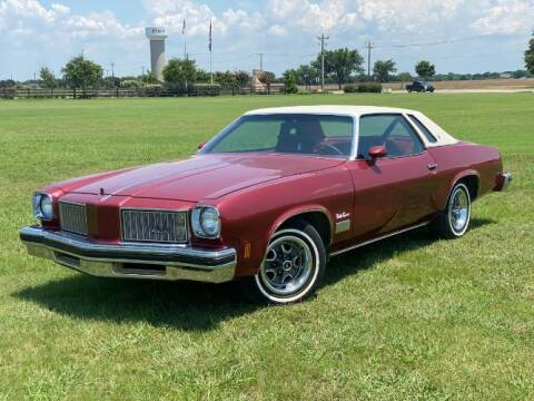 1975 Oldsmobile Cutlass for sale at Classic Car Deals in Cadillac MI