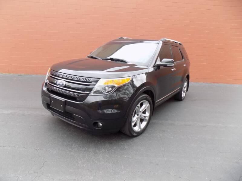 2014 Ford Explorer for sale at S.S. Motors LLC in Dallas GA
