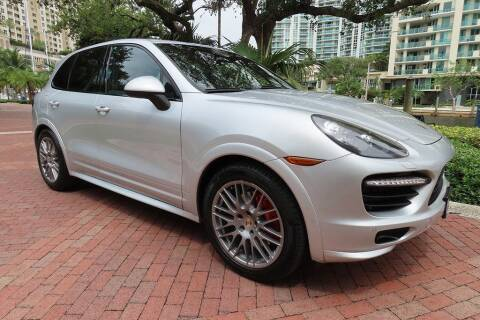 2013 Porsche Cayenne for sale at Choice Auto in Fort Lauderdale FL