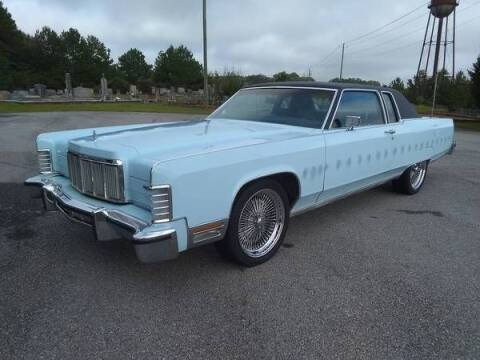 1976 Lincoln Continental for sale at Classic Car Deals in Cadillac MI