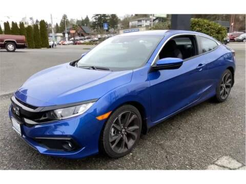 2020 Honda Civic for sale at Klean Carz in Seattle WA