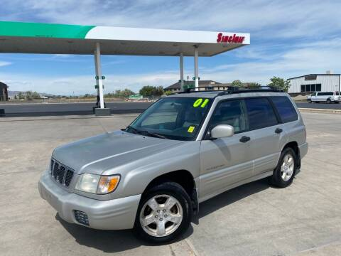 2001 Subaru Forester for sale at Evolution Auto Sales LLC in Springville UT