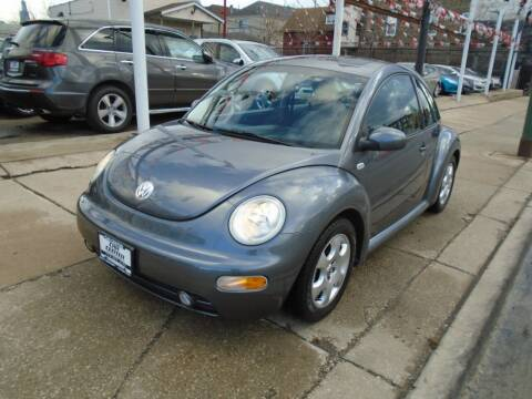 2002 Volkswagen New Beetle for sale at CAR CENTER INC in Chicago IL