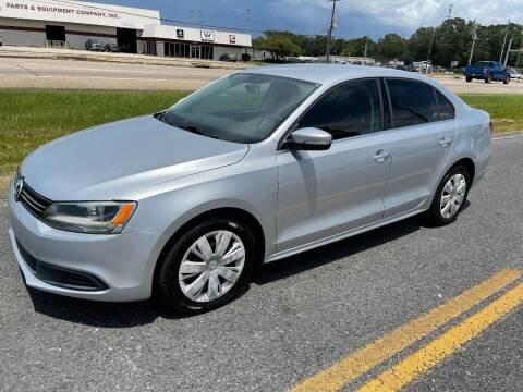 2013 Volkswagen Jetta for sale at Double K Auto Sales in Baton Rouge LA