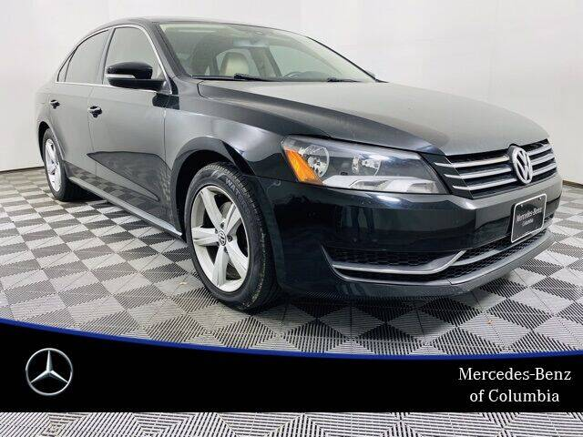 2013 Volkswagen Passat for sale at Preowned of Columbia in Columbia MO