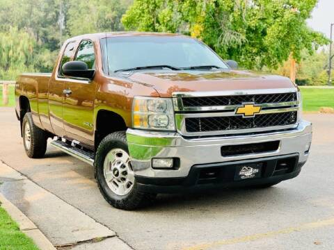 2012 Chevrolet Silverado 2500HD for sale at Boise Auto Group in Boise ID