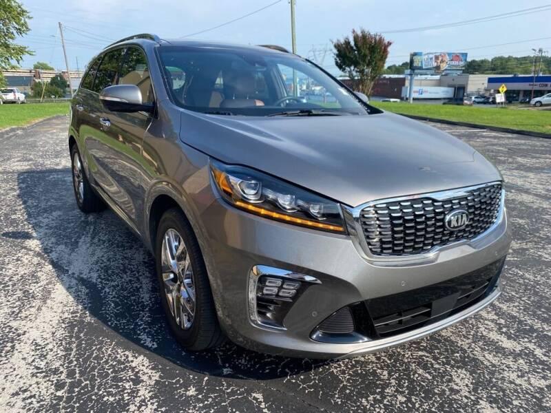 2019 Kia Sorento for sale at Z Motors in Chattanooga TN