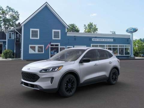 2020 Ford Escape Hybrid for sale at SCHURMAN MOTOR COMPANY in Lancaster NH