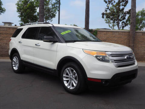 2011 Ford Explorer for sale at Corona Auto Wholesale in Corona CA