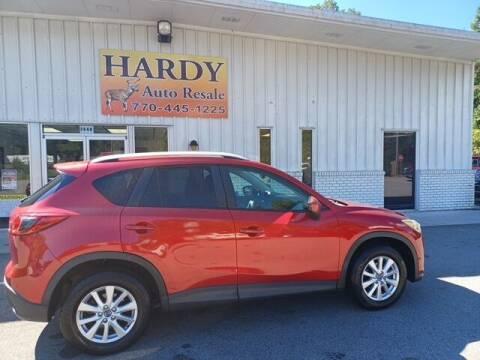2014 Mazda CX-5 for sale at Hardy Auto Resales in Dallas GA