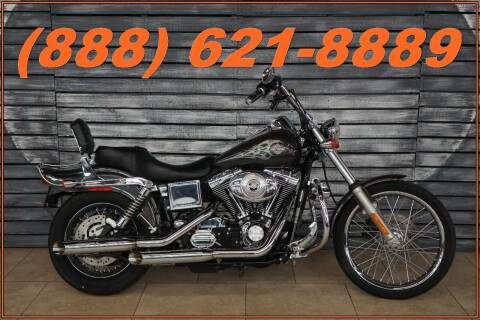 2005 Harley-Davidson Dyna for sale at AZautorv.com in Mesa AZ