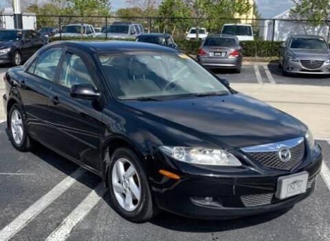 2004 Mazda MAZDA6 for sale at Cobalt Cars in Atlanta GA