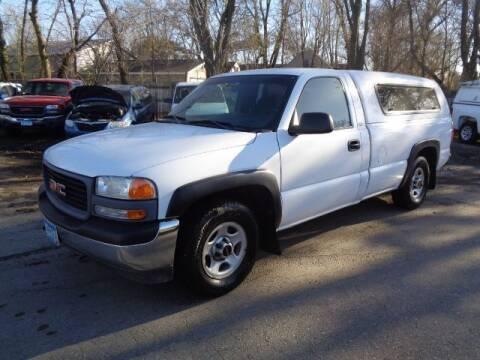 1999 GMC Sierra 1500 for sale at COUNTRYSIDE AUTO INC in Austin MN