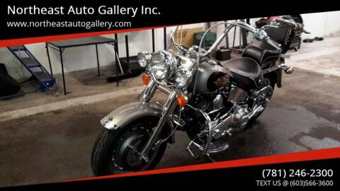 1997 Harley-Davidson FLSTF for sale at Northeast Auto Gallery Inc. in Wakefield Ma MA