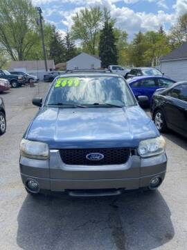 2005 Ford Escape for sale at Mastro Motors in Garden City MI