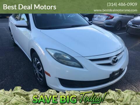 2011 Mazda MAZDA6 for sale at Best Deal Motors in Saint Charles MO