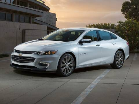 2017 Chevrolet Malibu for sale at Hi-Lo Auto Sales in Frederick MD
