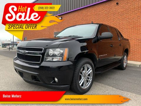 2007 Chevrolet Avalanche for sale at Boise Motorz in Boise ID