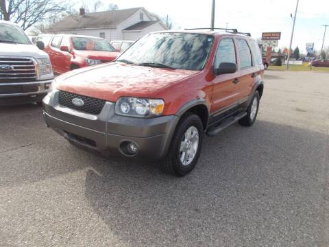 2006 Ford Escape for sale at Jenison Auto Sales in Jenison MI