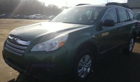 2013 Subaru Outback for sale at Precision Automotive Group in Youngstown OH