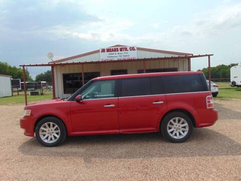 2010 Ford Flex for sale at Jacky Mears Motor Co in Cleburne TX