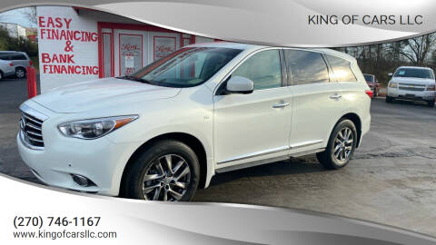 2014 Infiniti QX60 for sale at King of Cars LLC in Bowling Green KY