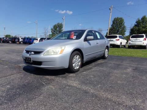 2004 Honda Accord for sale at Pool Auto Sales Inc in Spencerport NY