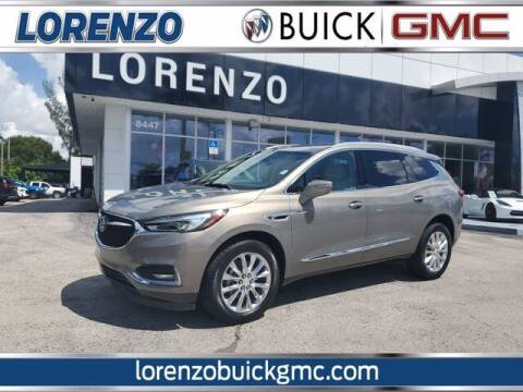 2019 Buick Enclave for sale at Lorenzo Buick GMC in Miami FL