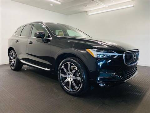 2018 Volvo XC60 for sale at Champagne Motor Car Company in Willimantic CT
