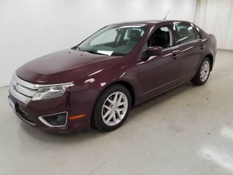 2012 Ford Fusion for sale at Kerns Ford Lincoln in Celina OH